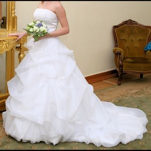 Sincerity Bridal/Justin Alexander Wedding Dress